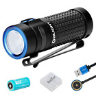 Olight S1R II Baton Small Flashlight 1000 lumens 138 Meters CW LED Compact Torc