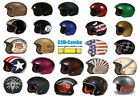 Torc T50 Graphics Open Face Classic Motorcycle Helmet and or Replacement Shield