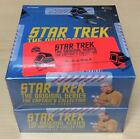2018 Rittenhouse Star Trek The Original Series Captains Collection Archives Box