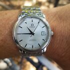 OMEGA AUTOMATIC CHRONOMETRE STAINLES STEEL, SIMPLE AND ELEGANT