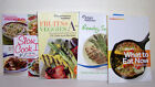 Lot 4 WW Weight Watchers Cookbooks Crock Pot Fruits Veggies Momentum PointsPlus