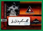 2005 Leaf Limited #LJ-8 DAVE WINFIELD AUTOGRAPH Yankees *TRUE 1 1