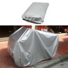 190T Silver ATV Quad Cover Storage Water Resistant Fit for Polaris Outlaw 90 110