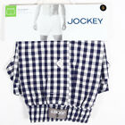 Jockey Men's Woven Boxer Tailored Fit size S (28-30)