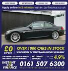 BMW 330 30 auto 2008MY i M Sport Car Finance From 41 PW