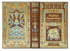 Native American Indian Myths and Legends Stories Book Mythology Folklore Leather