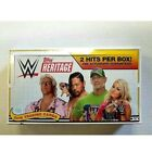 2018 Topps Heritage WWE Hobby Box Factory Sealed, New