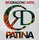 Patina Digipack Red Dragon Cartel Artist Format Audio CD Frontiers Music Srl New
