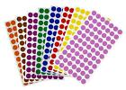 Removable Adhesive Color Coding Dot Sticker 1.5cm Circle 1932 Of An Inch Labels