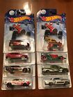 Hot Wheels 2014 Holiday Hot Rod Set Merry Xmas Gift Idea Honda Civic VW Golf