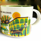 NEW ORLEANS You Are Here 14oz Coffee Mug Cup YAH Collection NEW