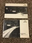 2002 Acura RSX Factory Original Owner Owner's User Manual Set Type S Coupe 2.0L