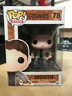 FUNKO POP MOUTH THE GOONIES #78 MOVIES AUTHENTIC 2013 VAULTED RETIRED SHIPS NOW