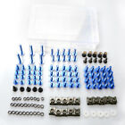 Motorcycle Complete Fairing Bolt Kit Screws Fit For Yamaha XT660/X/R/Z 2004-2017