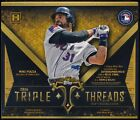 2016 Topps Triple Threads Baseball Factory Sealed Hobby Box
