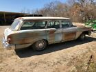1958 58 Chevy Nomad Station Wagon 348 3x2 Complete Solid Hot Rat Rod Patina