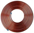 1 4 OD x 50 FT Soft Copper Refrigeration Tubing HVAC MADE IN USA  1 4