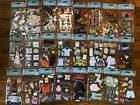 Jolees Boutique Le Grande 3D stickers mystery fun lot 5 packs in the lot