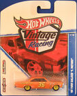 Hot Wheels Vintage Racing 1965 Ford GALAXIE I MOTORS with REAL RIDERS