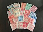 US STAMPS 20 Various BOB Plate Blocks Airmail SD  Postage Due MINT 8