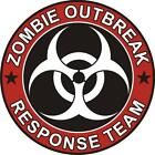 Zombie Outbreak Vinyl Sticker For Skateboard Luggage Laptop Tumblers Car A