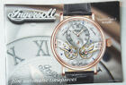 Ingersoll Automatic Timepieces since 1892 Chronograph Katalog 36 Seiten B11156