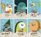 Mathematical! 2014 Cryptozoic Adventure Time Autographs Gallery, Guide 32