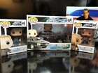 Funko POP! Movie Fast & Furious Brian O'Conner, Luke Hobbs, 1970 Charger Dom