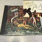 Autographed Love / Hate Wasted in America CD Signed By Jizzy Pearl 1992