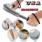 30 40 50KG Arm Chest Strength Training Spring Power Twister Bar Exercise Fitness