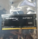 8GB DDR4 SODIMM Laptop Memory HyperX Kingston Impact hx424s14ibk2 2400MHz Cl14