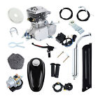 80cc 2 Stroke Petrol Gas Motor Engine Kit for Motorised Bicycle Push Bike NEW
