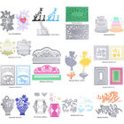 DIY Various Shape Carbon Steel Embossing Cutting Dies Stencil Scrapbooking Decor