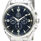 OMEGA Seamaster Railmaster Chronograph Steel Watch 2512.52 BF331093