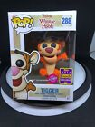 Funko Pop! Winnie The Pooh: Tigger #288 SDCC 2017 Flocked Exclusive