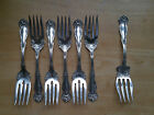 ARBUTUS PATTERN-6 SALAD / 1 DINNER FORKS