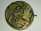 VERY SCARCE 20 SIZE GUINAND FRERES SINGLE BUTTON CHRONOGRAPH FOR PARTS