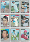 1970 70 Topps LOT YOU PICK SINGLES 20 COMPLETE YOUR SET Updated 12 24 19