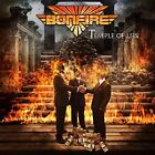 Bonfire-Temple Of Lies (UK IMPORT) CD NEW