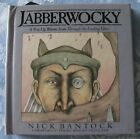 JABBERWOCKY A Pop Up Rhyme from Through the Looking Glass Nick Bantock 1991