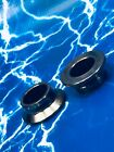 Ktm Wheel Spacer Set Rear Axle Nut Bolt Aluminum Genuine OEM 25mm