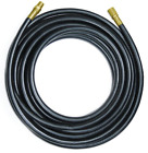 Natural Gas Grill Hose Extension 25 Ft Propane Torch 1 4 NPT Male x 1 4 Female