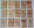 Lot of 15 Vintage Waltham mainspring Unit Special NOS Watchmakers