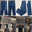 Vintage Calvin Klein Jeans Union Label Made In USA Sz 32 30 Waist 70s 80s Mens