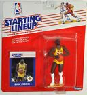 Kenner 1988 Starting Lineup NBA Magic Johnson 32 LA Lakers & Card MOC VHTF