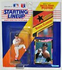 Kenner 1992 Starting Lineup MLB Roger Clemens #21 Boston Red Sox Poster