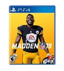 FREE SHIPPING & NEW Madden NFL 19 - Standard Edition PlayStation 4