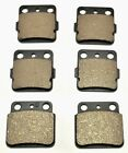 Front & Rear Brake Pads For SUZUKI Quadsport LTZ400 LT-Z400 (2003-2014)