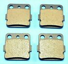 New Front Brake Pads For SUZUKI Quadsport LTZ400 LT-Z400 (2003-14)