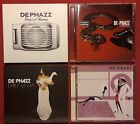 DE-PHAZZ DAYS OF TWANG & DAILY LAMA & GODSDOG & DEATH BY CHOCOLATE 4CD
